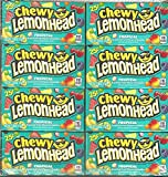 FERRARA PAN 25c LEMONHEAD TROPICAL CHEWY ( 24 in a Pack ) Review