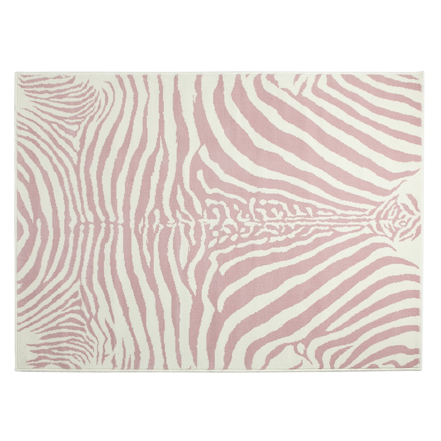 Lorena Canals A-Z-1 Zebra Tiermuster, pink