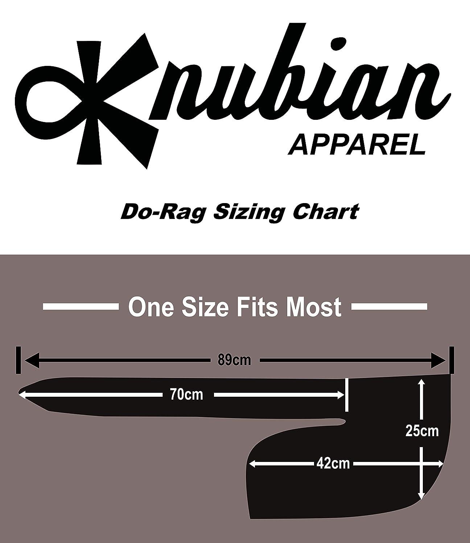 Knubian Black Do-Rag