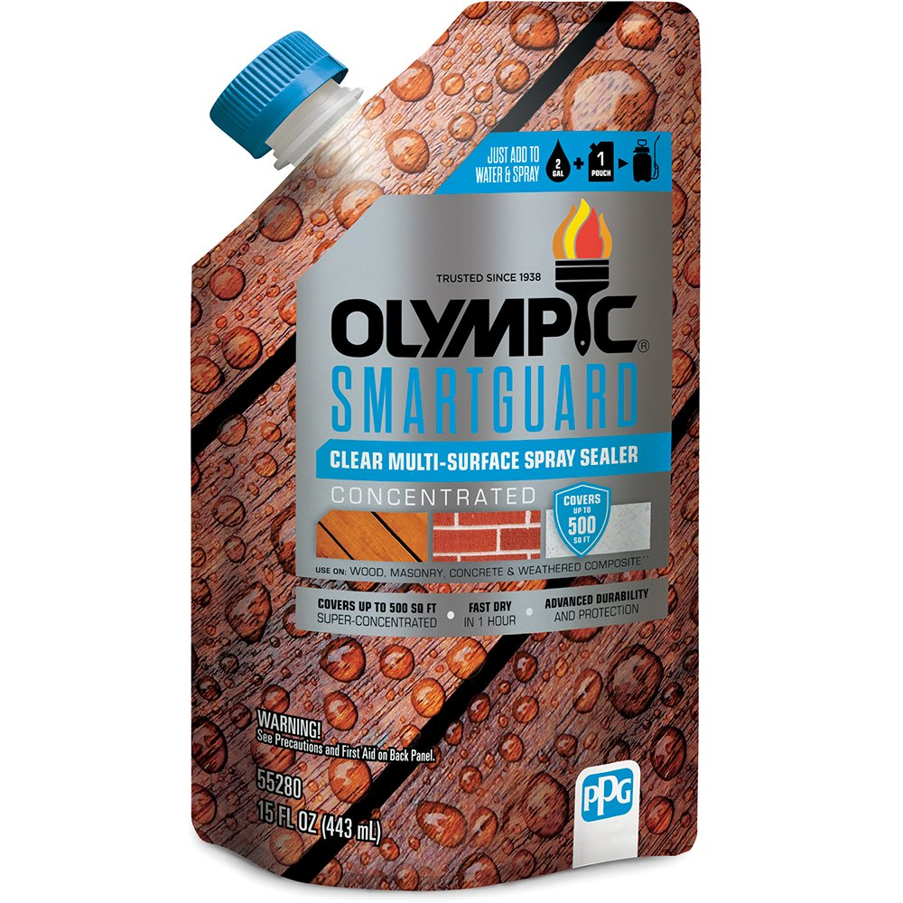 Olympic Stain Smartguard Concentrated Multi-Surface Sealant