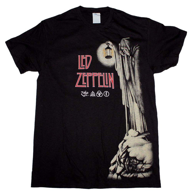 Amazon led zeppelin four symbols hermit t shirt clothing biocorpaavc