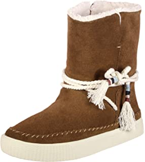 cd1ee9ab5 Amazon.com | TOMS Women's Inez Bootie | Slippers