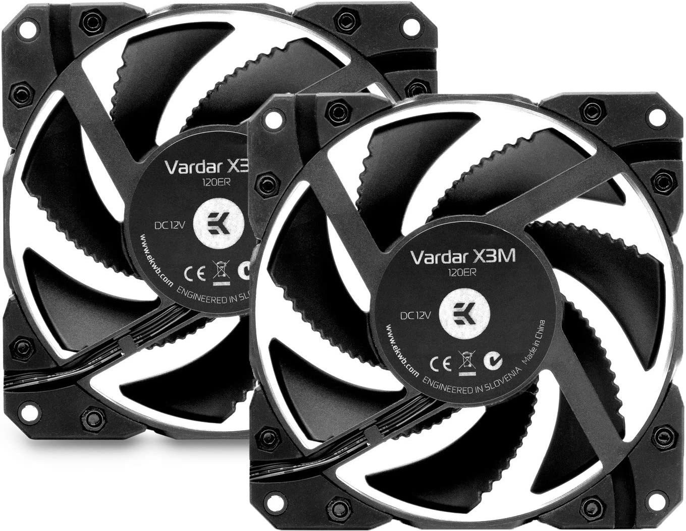 EK-Vardar X3M 120ER (500-2200 RPM), Color Negro: Amazon.es ...