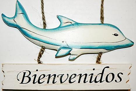 Amazon.com: Delfín Cartel Bienvenidos: Home & Kitchen