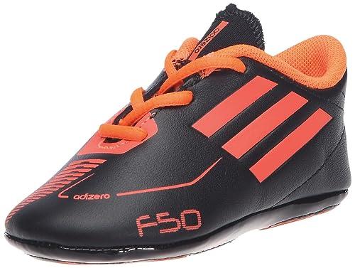 Adidas F50 Adizero Crib Baby Toddler Sneakers, Size 2K Black ...
