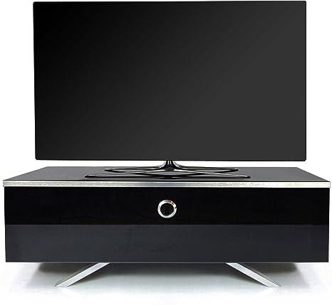 Mobile Tv Ante Scorrevoli.Mda Immagine Mobile Tv Con Ante Scorrevoli Nero Per Schermi Fino A 42