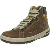 CAT chaussures Caterpillar Apa HI Dark Beige Brown P711589