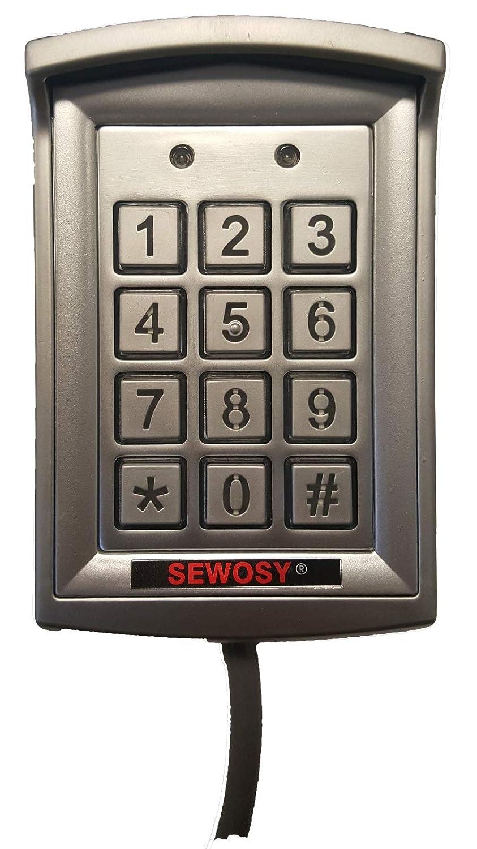Clavier digicode sewosy k1000