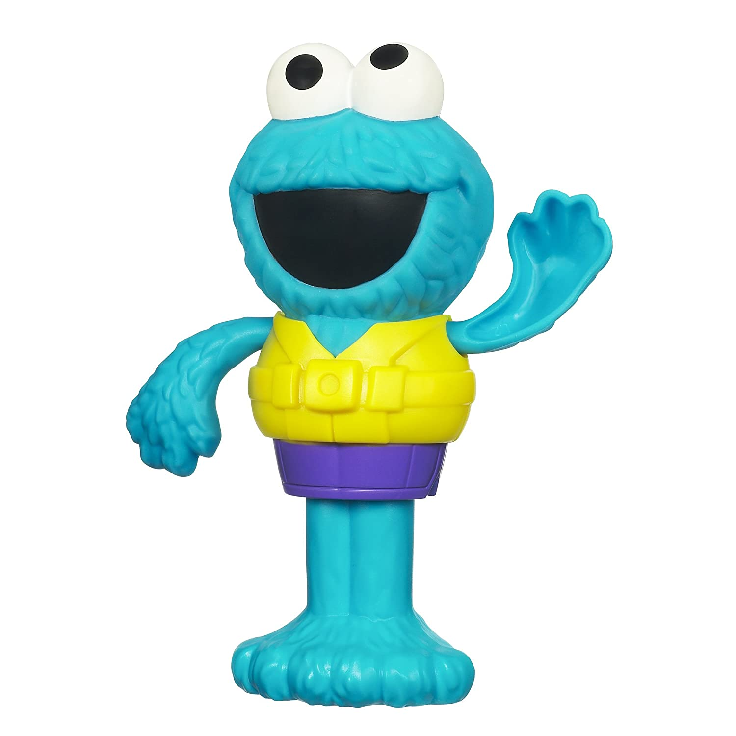 Sesame Street Cookie Monster Silly Swimmer by Sesame Street