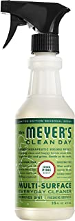 product image for Mrs. Meyer's Clean Day Multi-Surface Everyday Cleaner, Cruelty Free Formula, Iowa Pine Scent, 16 oz