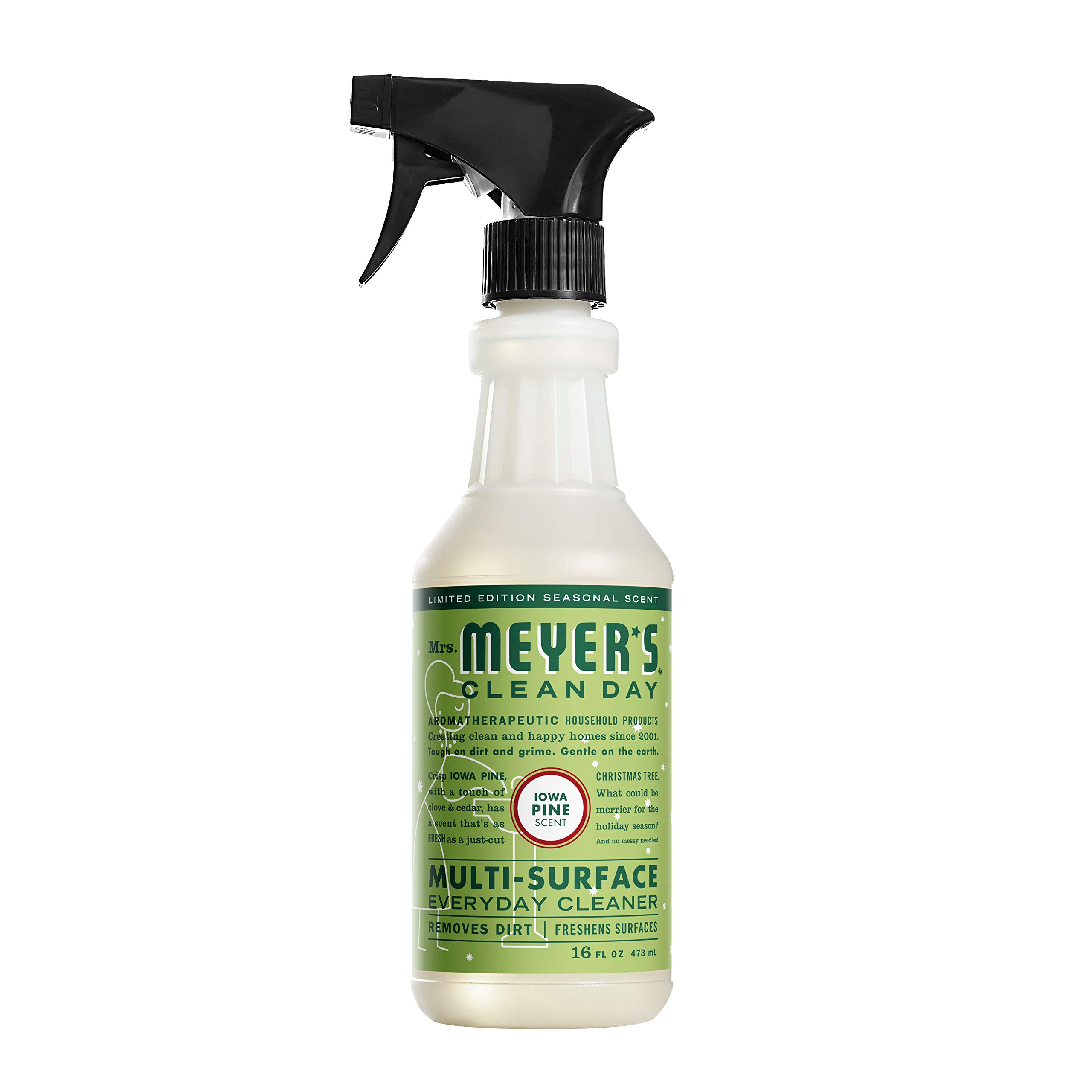 Mrs. Meyer's Merge Multi-Surface Everyday Cleaner, Iowa Pine, 16 Ounce