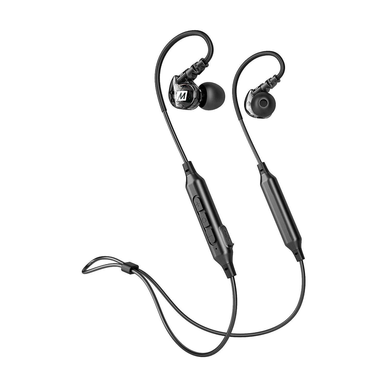 MEE audio X6 Bluetooth Wireless Sports In-Ear Headset (Renewed)
