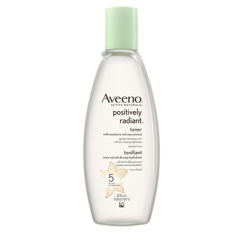 Aveeno Skin Clarifying Toner with Soy Extract, Alcohol-Free - 6.7 fl oz