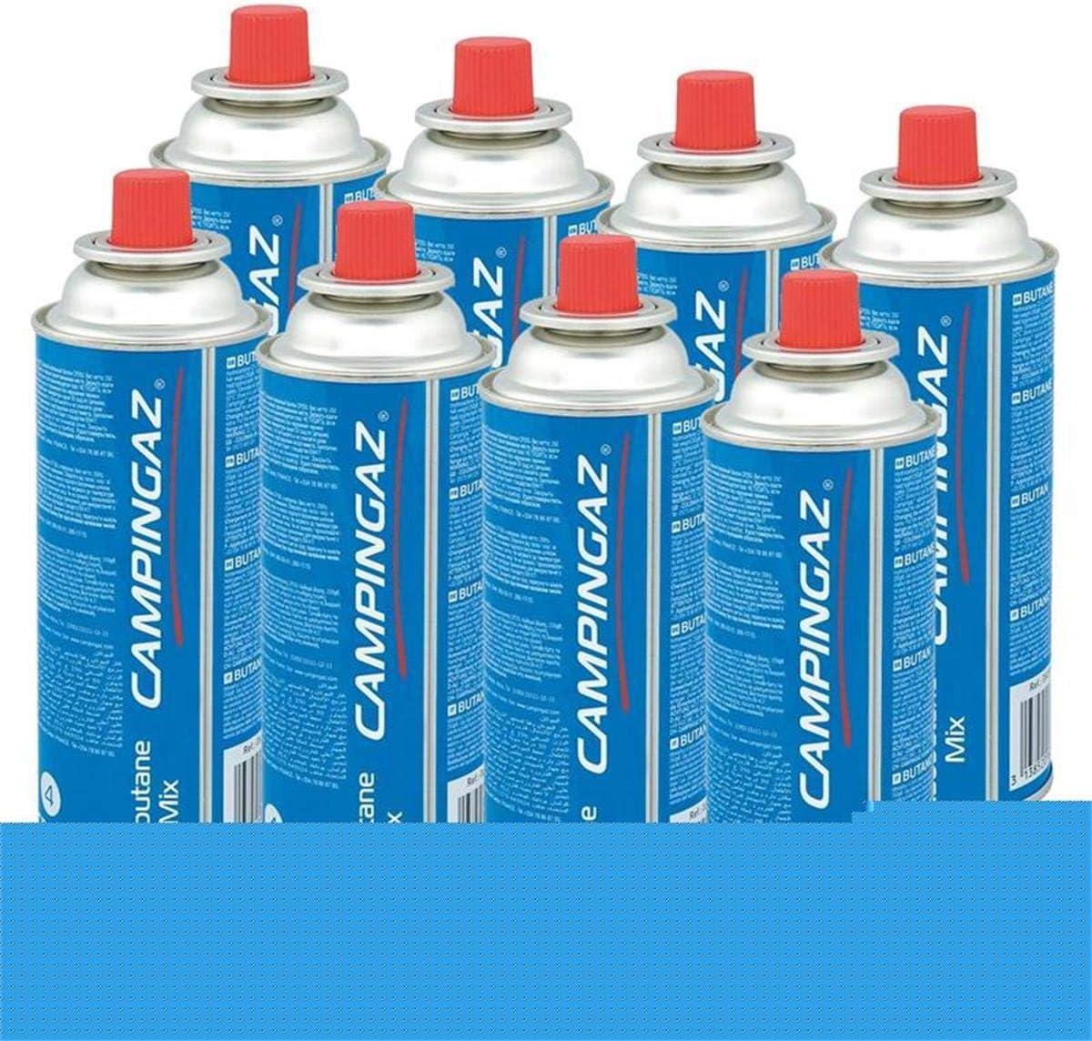 8 X Campingaz CP250 Resealable Bistro Gas Cartridge - 250g by Campingaz