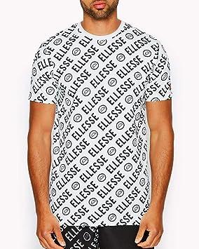 Ellesse Rodi T-Shirt Camiseta, Hombre, White, 2XL: Amazon.es: Deportes y aire libre