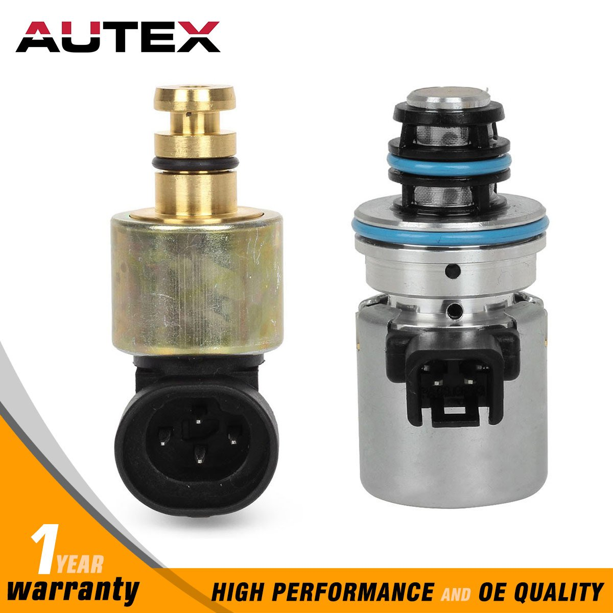 Autex Transmission Pressure Sensor Governor Solenoid Kit A500 A518 42re Wiring Harness 44re 46re 47re Compatible With