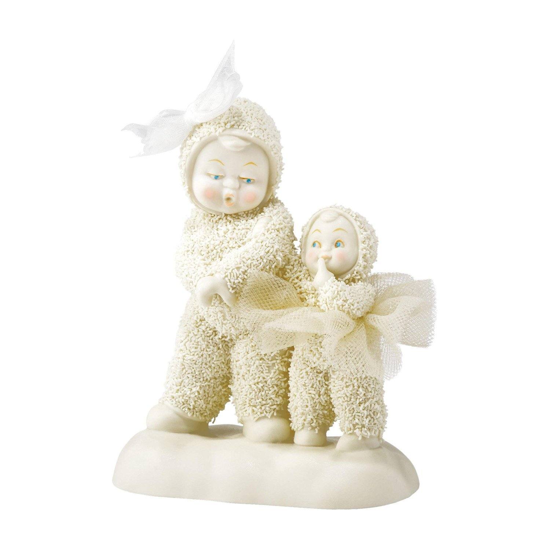 Snowbabies Department 56 Classics Big Sister Figurine, 4.53 4.53 Enesco