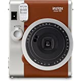 Instax Mini 90 NEO Classic Camera with 10 Shots - Brown