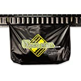 "HEAVY DUTY Vinyl Trailer Storage Bag with E-Track Spring Fittings | Insert Into E Track Tie-Down System Horizontal/Vertical Rail Slots in Trailers Trucks Vans Warehouses 14"" x 24"" WLL 50 pounds"