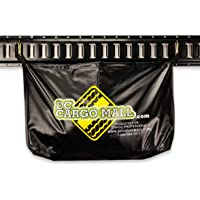"""HEAVY DUTY Vinyl Trailer Storage Bag with E-Track Spring Fittings 