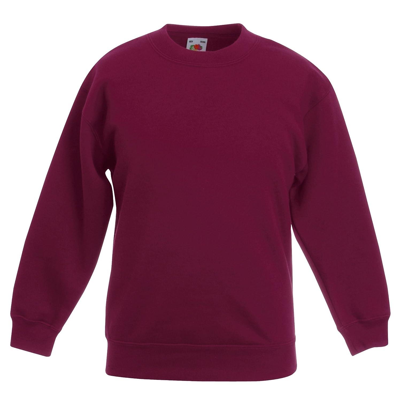 5x Herren Super Premium Langarm Longsleeve Long Sleeve T-Shirt Fruit of the loom