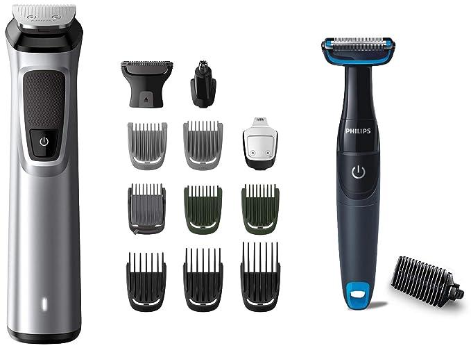 Philips Multigroomer Trimmer  MG7715/15    Body Groomer  BG1025/15  Combo Hair Dryers