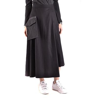 3db5b2269b Adidas Y-3 Yohji Yamamoto Mujer MCBI317069O Negro Tela Falda