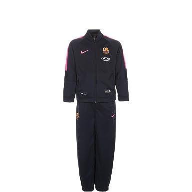 tolle Preise kostengünstig Temperament Schuhe Nike Performance FC Barcelona Kinder Anzug: Amazon.de: Sport ...
