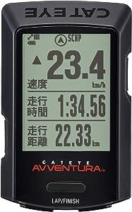 キャットアイ(CAT EYE) GPSサイクロコンピュータ AVVENTURA CC-GPS200