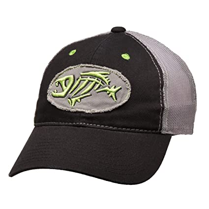 06e9df039de Amazon.com   G. Loomis Distressed Oval Cap (Black)   Sports   Outdoors