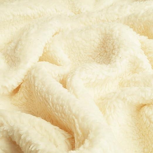 Paula - Tela (Peluche) de algodón orgánica Pura - por Metro ...