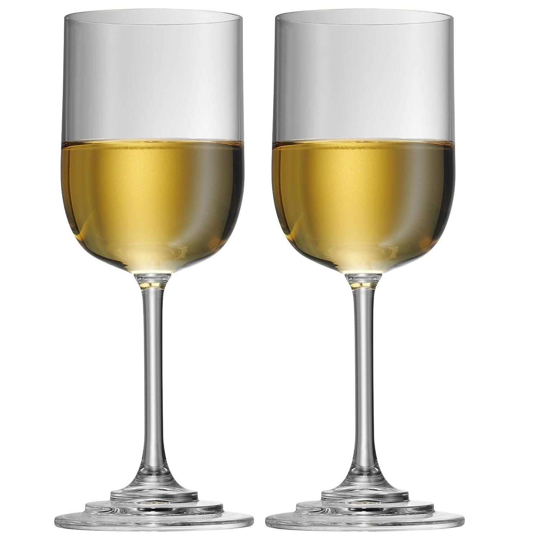 WMF Michalsky 950712000 Set of 2 White Wine Glasses Amazon.co.uk Kitchen \u0026 Home  sc 1 st  Amazon UK & WMF Michalsky 950712000 Set of 2 White Wine Glasses: Amazon.co.uk ...