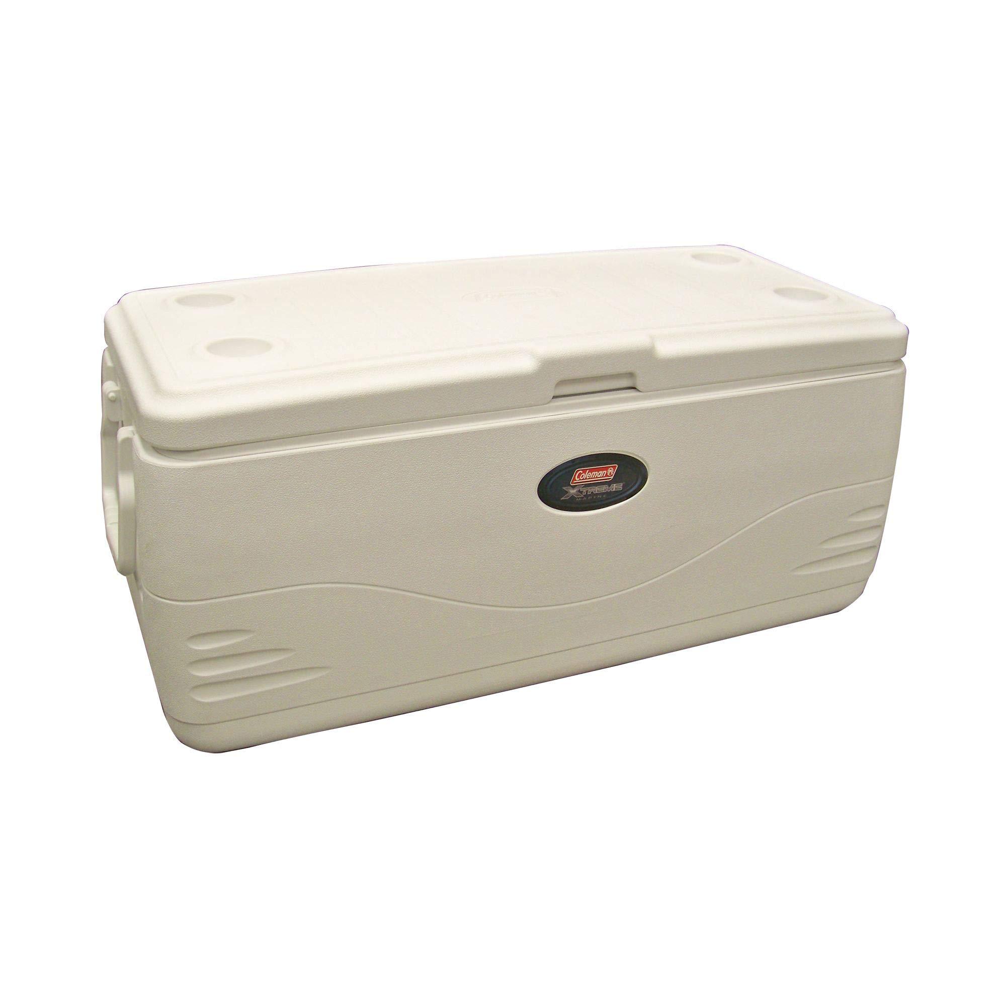 Coleman Marine 150-Quart Cooler - White