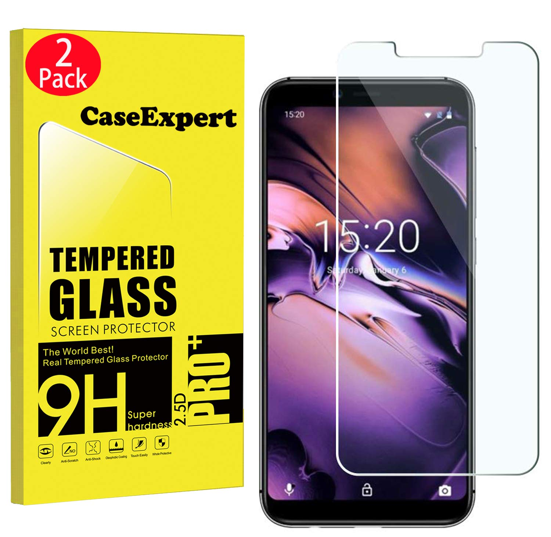 CaseExpert 2 Pack - UMIDIGI A3 / A3 Pro Protector de Pantalla ...