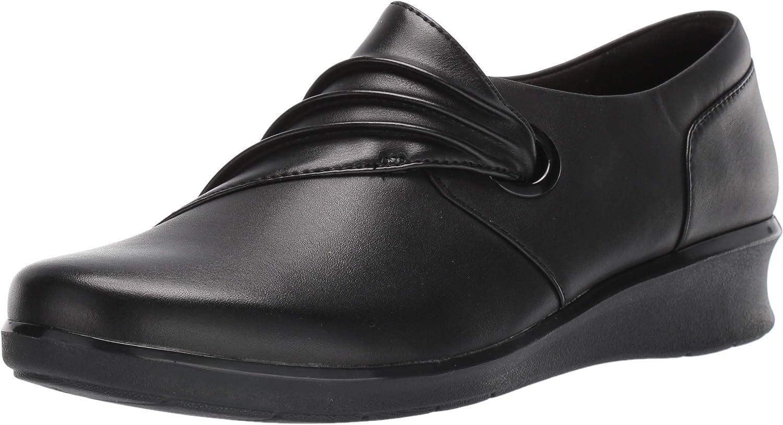 Ladies Clarks Wedge Heel Shoes /'Hope Roxanne/'
