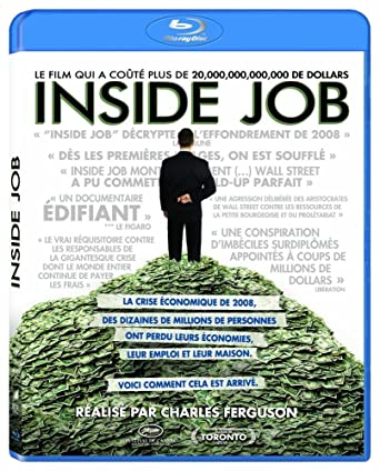 Inside Job [Francia] [Blu-ray]