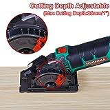 Mini Circular Saw, HYCHIKA Compact Circular Saw