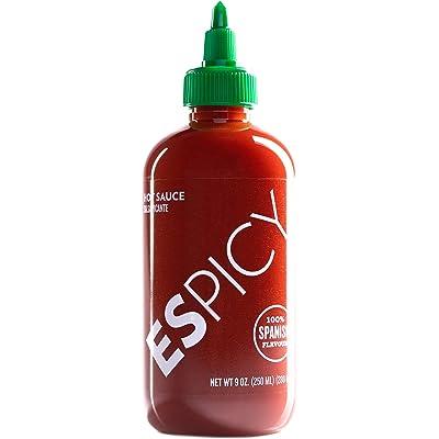 ESPICY Hot Sauce (La Primera Salsa Picante Sriracha Hecha En España), 250 mll
