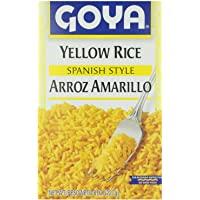 Goya Rice Mix Yellow 7 Oz Pack of 6