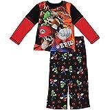 Komar Kids Super Mario Boys Pajamas (Little Kid/Big Kid)