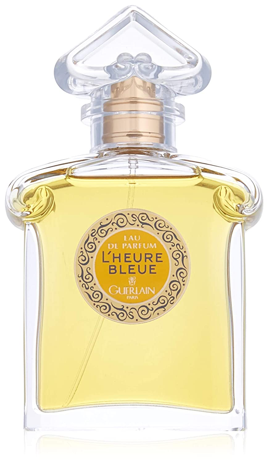Guerlain L'Heure Bleue Eau De Parfum Spray - 75ml/2.5oz : Guerlain Ladies Fragrance BHBAZUSF0518A3965