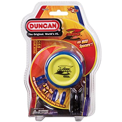Duncan Pro Zwith Mod Spacers Yo Yo (Colors may vary): Toys & Games