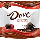 DOVE PROMISES Dark Chocolate Candy 15.8-Ounce Bag (Pack of 8)
