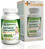 Doctor Danielle Turmeric Curcumin with Bioperine (120 Capsules)