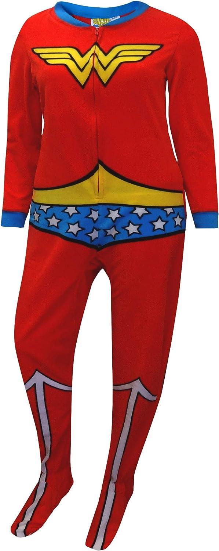 $160 BRIEFLY STATED Men PAJAMAS SUPERMAN ONE-PIECE JUMPSUIT SLEEPWEAR SIZE M