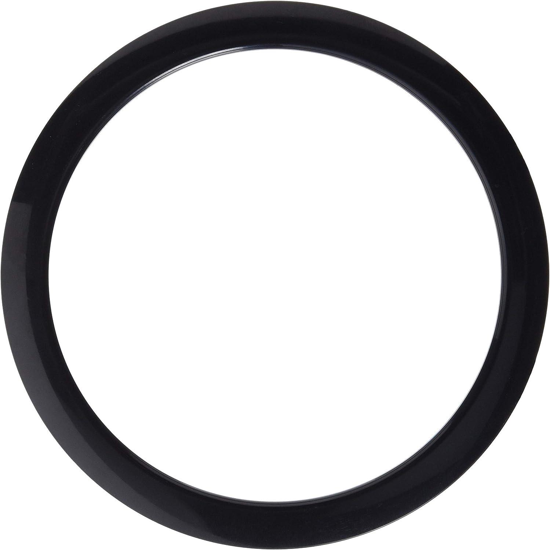 colore nero 5 Ahead 12,7/cm Anello di sfiato per grancassa