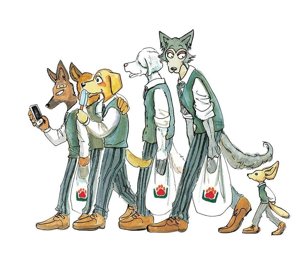 Beastars Android 960 854 待ち受け レゴシ ルイ ジャック コロ ダラム