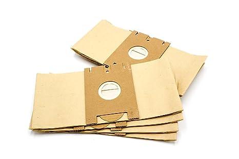 vhbw 10 bolsas papel para aspirador robot aspirador ...