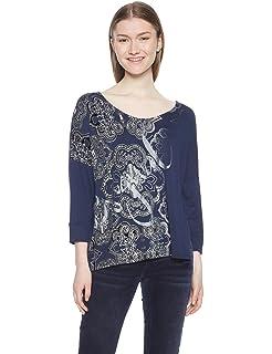 camisa mujer desigual disney amazon