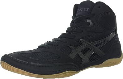 ASICS - Mens Sportstyle Matflex 4 Shoes In Black/Onyx